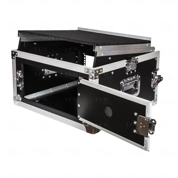 pro amplifiers case dj product bottom ata for professional stand controllers gmi with space storage laptop sliding and mixers top rack by